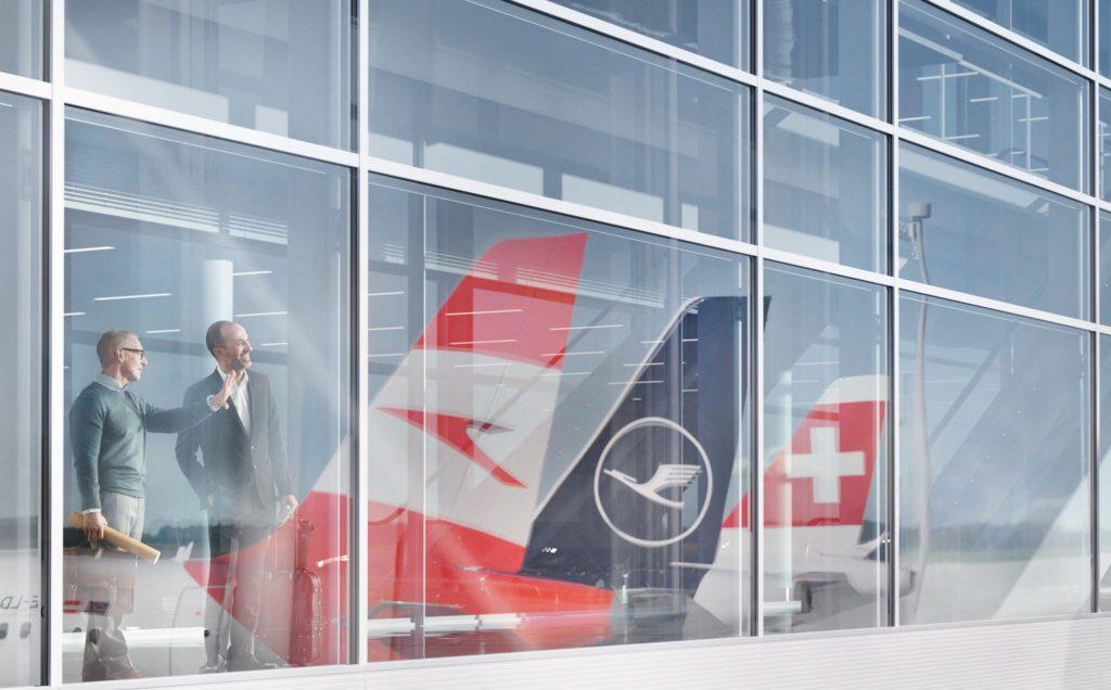 SWISS / Lufthansa / Austria