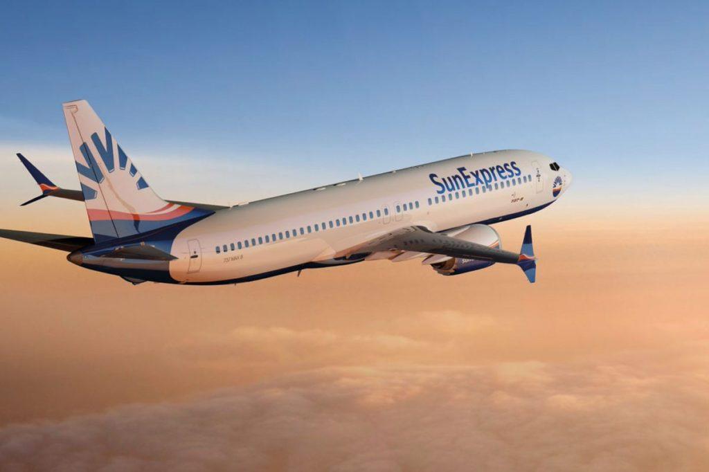 SunExpress Boeing 737 MAX 8