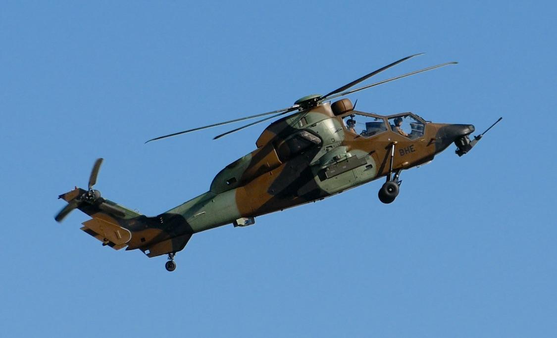 Hélicoptère de combat Tigre (Eurocopter EC665) Armée de Terre