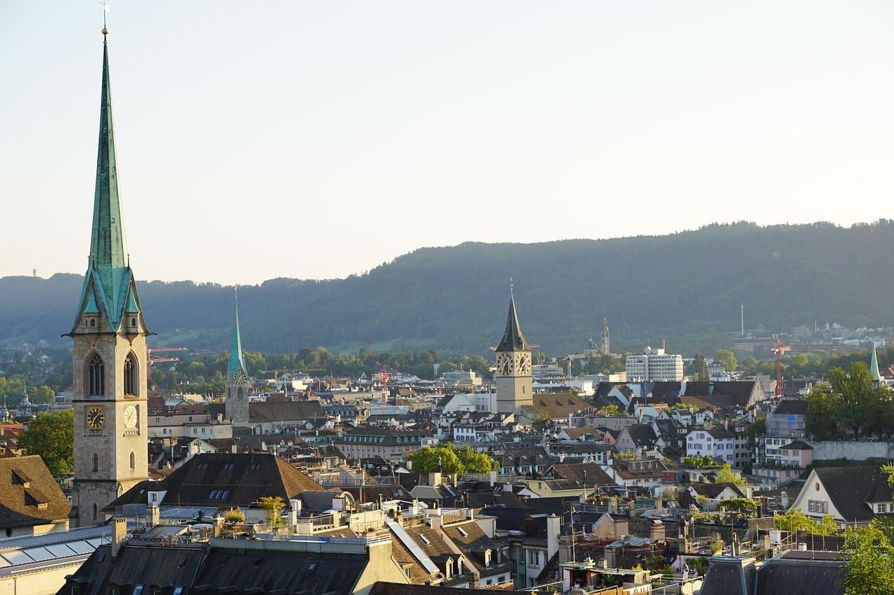 Zurich, en Suisse