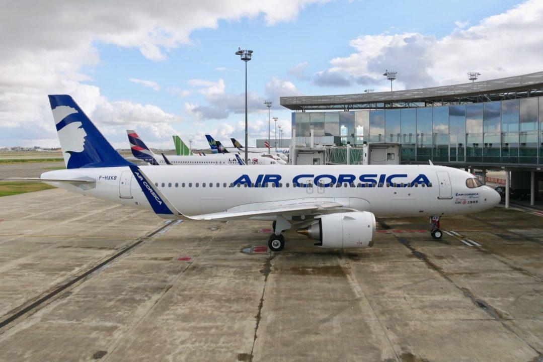 Airbus A320neo Air Corsica « I SANGUINARI » F-HXKB [MSN9348]
