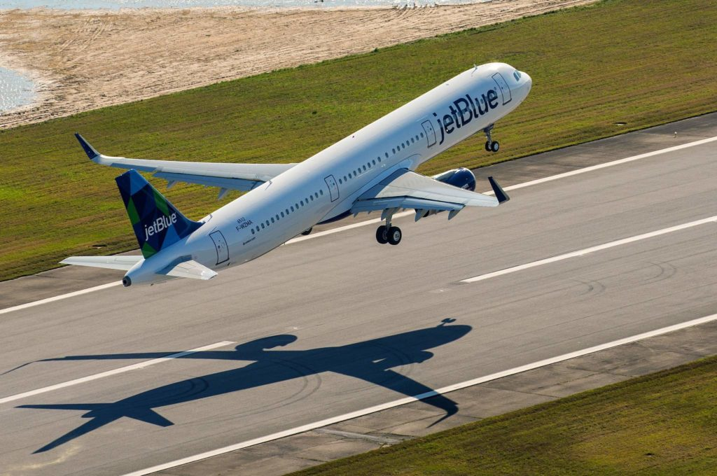 1er A321 JetBlue MADE IN US