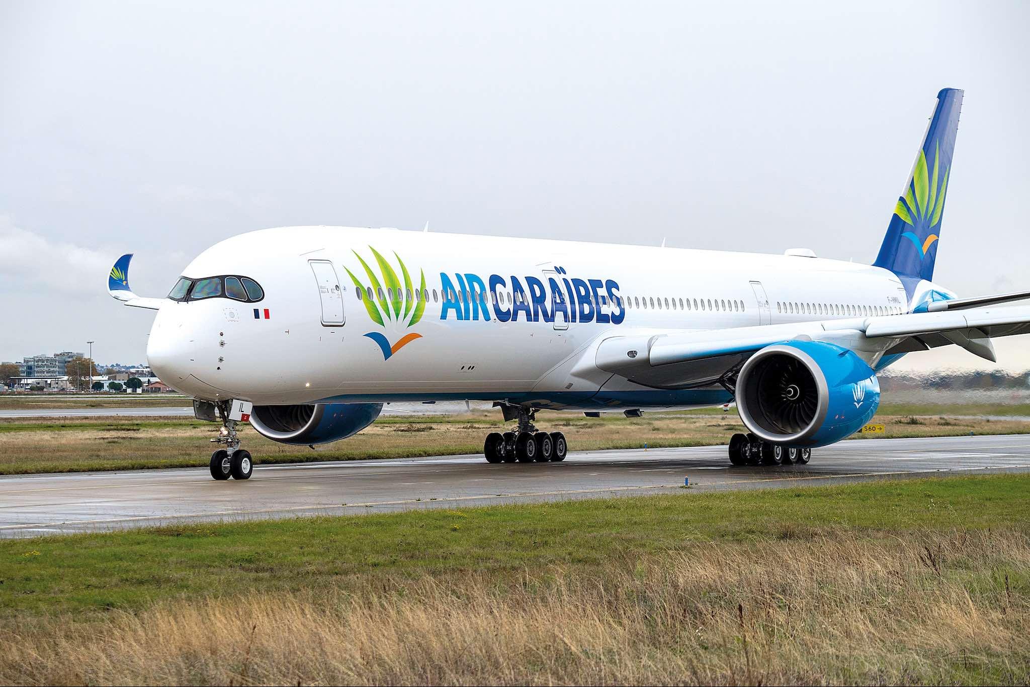 A350-1000 F-HMIL Air Caraïbes