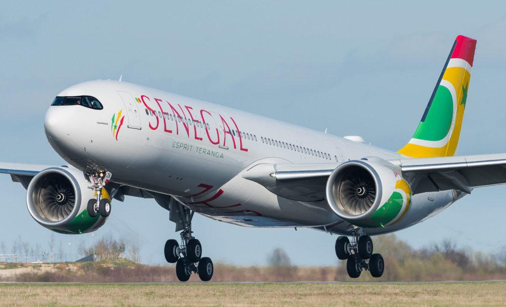 Airbus A330neo Air Sénégal 9H-SZN / MSN 1910
