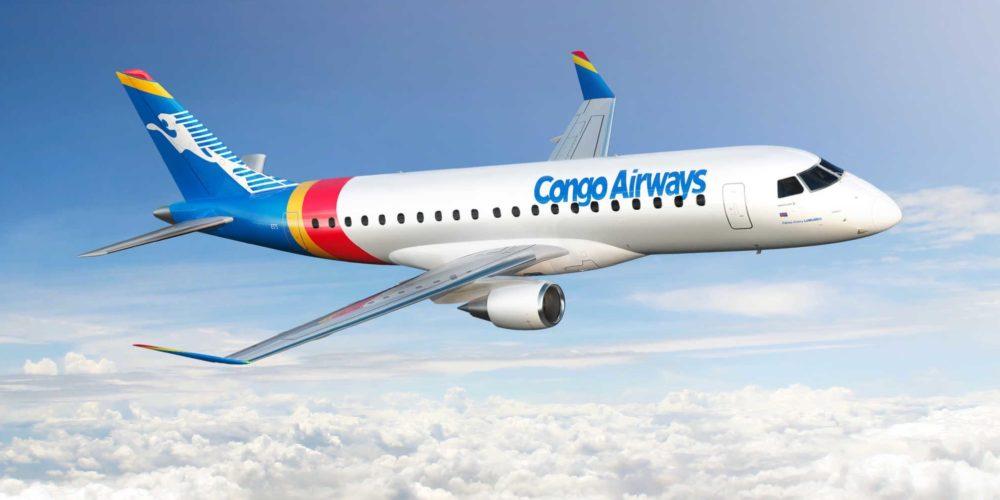 Congo Airways E175