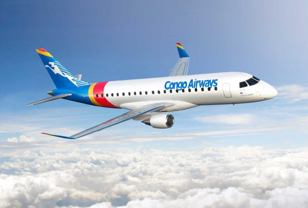 Congo Airways E175