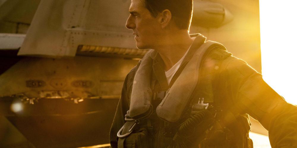 Tom Cruise alias Maverik