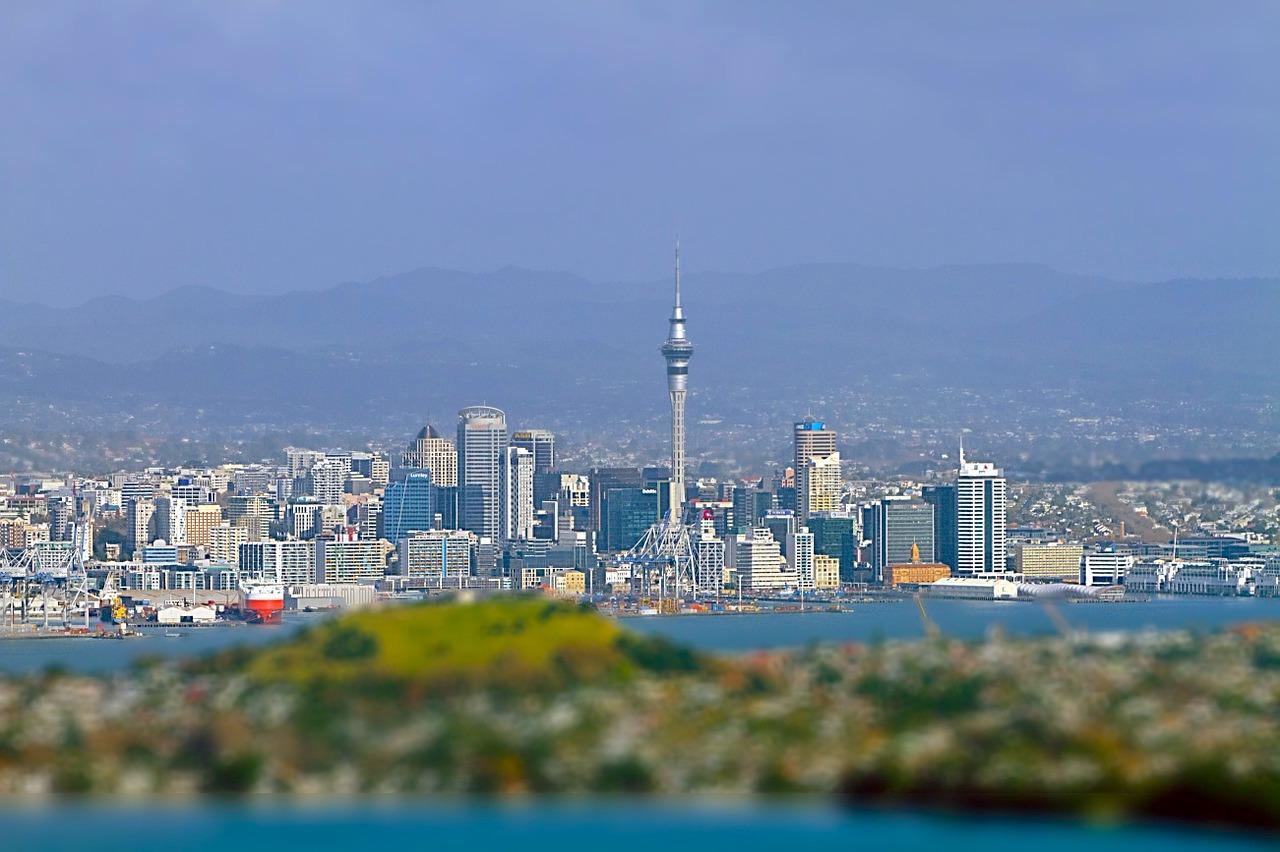 Auckland, Nouvelle Zélande