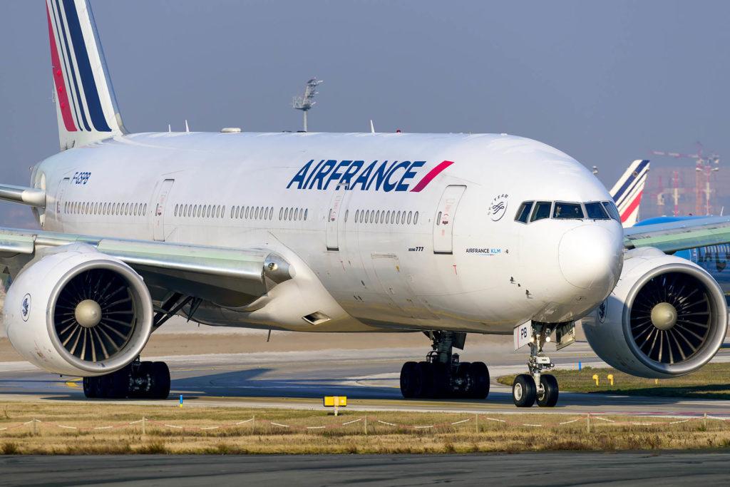 Air France B777-300ER F-GSPB