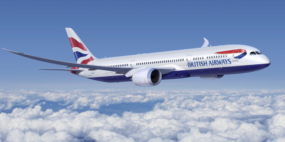 Boeing 787-10 Dreamliner British Airways