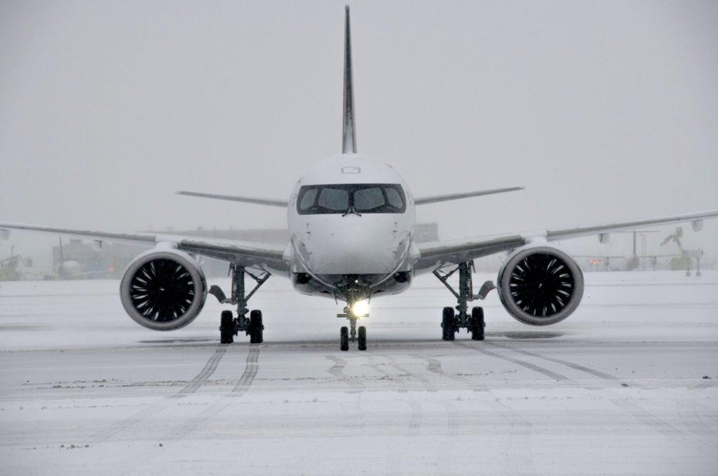 1er A220 Air Canada