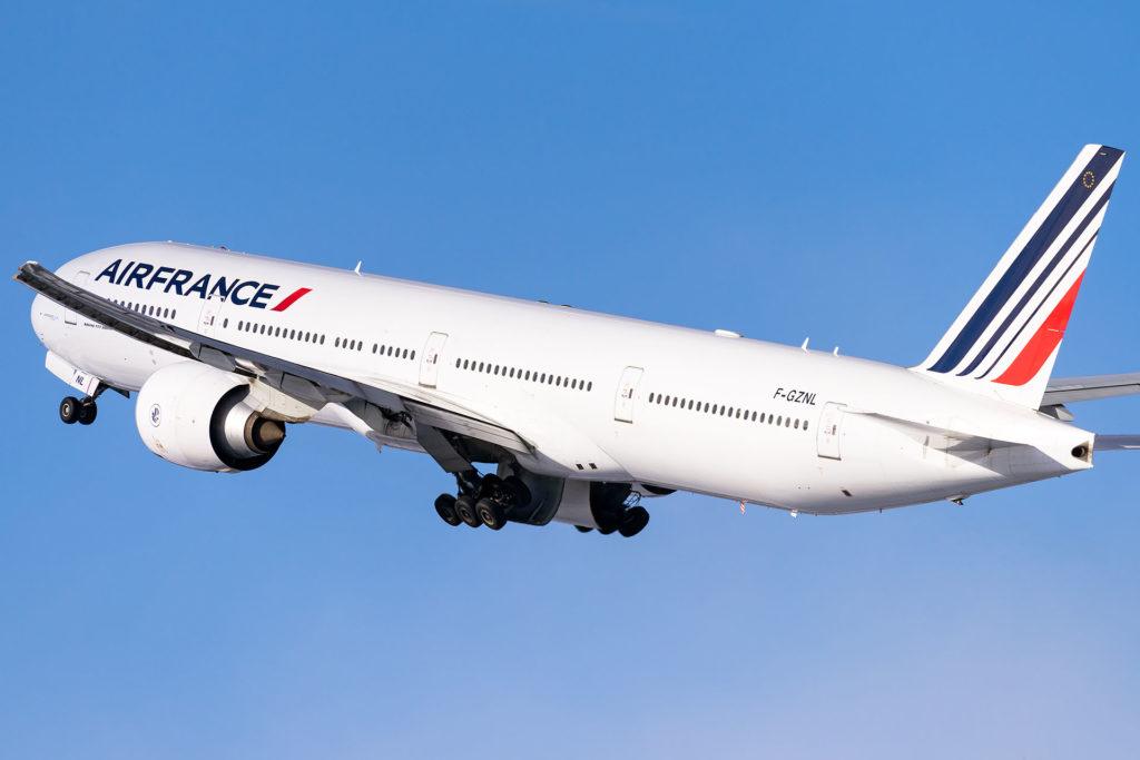 Air France B777-300ER F-GZNL