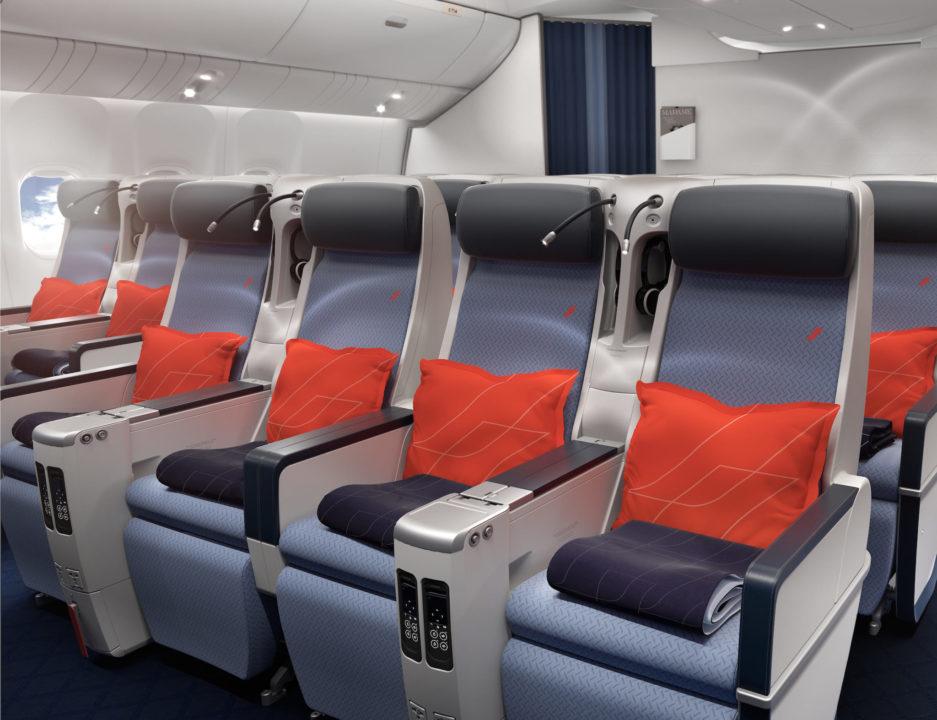 Nouvelle cabine Eco Premium Boeing 777-300 « COI »