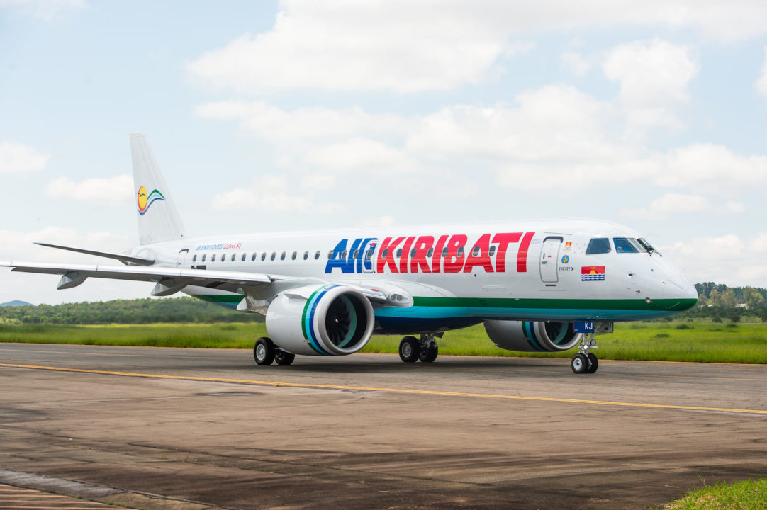 AIR KIRIBATI E190-E2