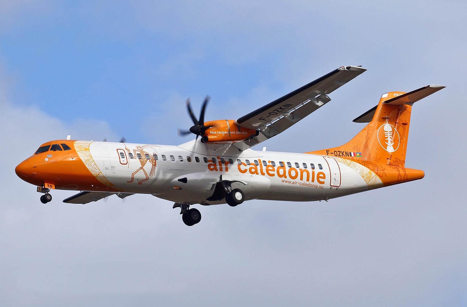 ATR72-600 Air Calédonie