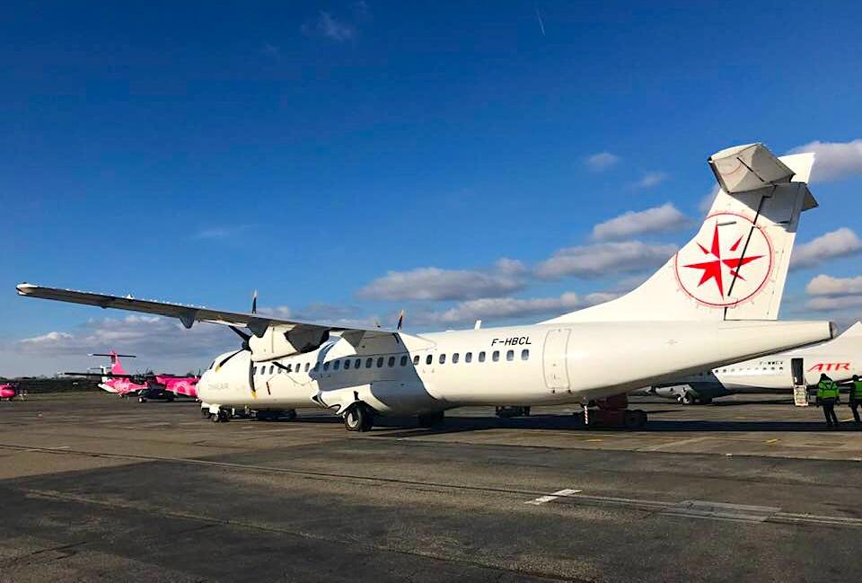 ATR72 Chalair