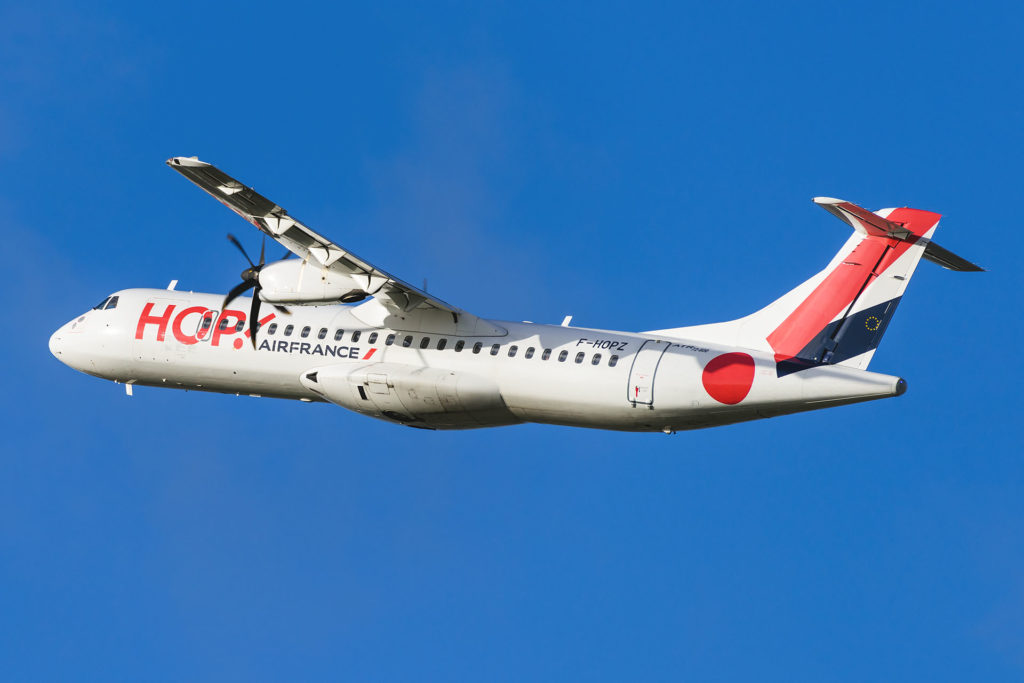 ATR72 Air France HOP!