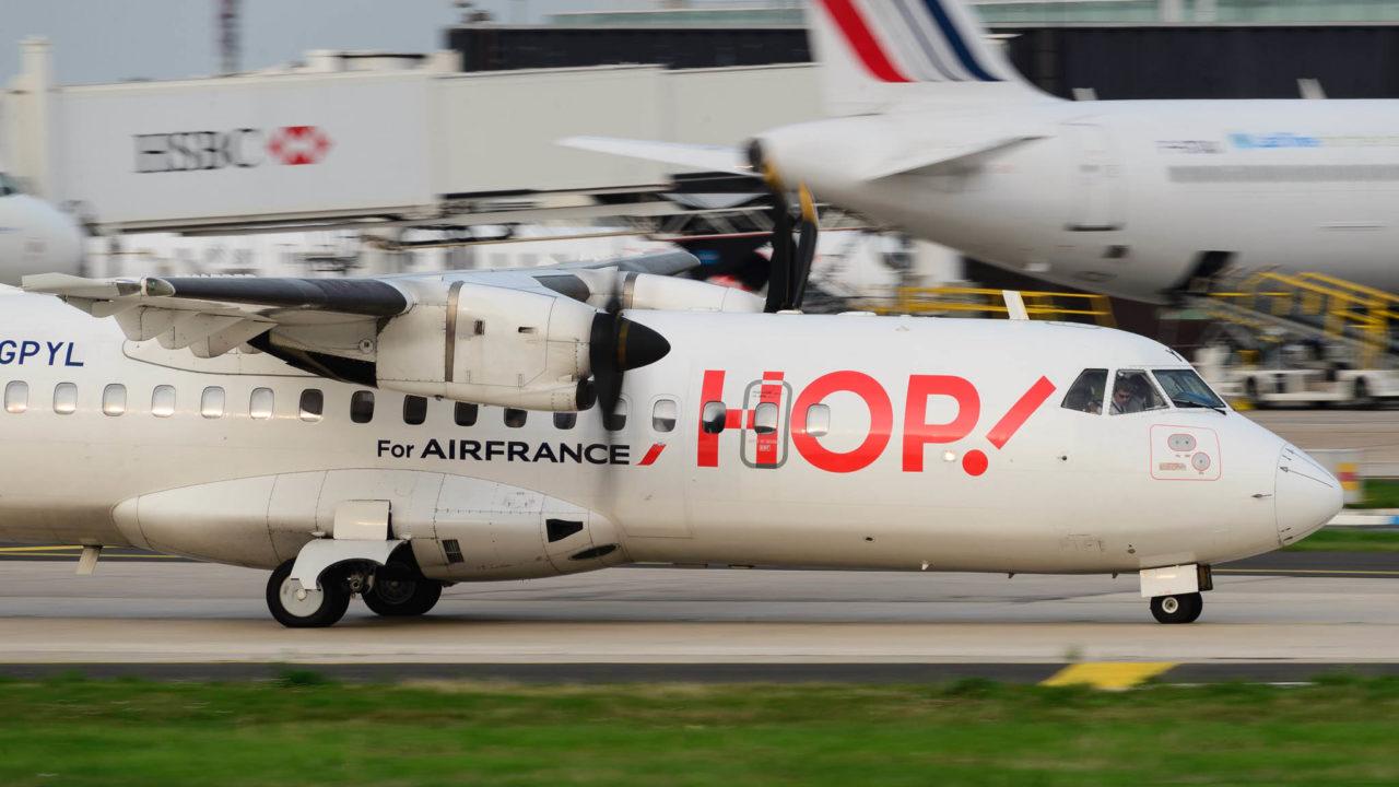 ATR Air France HOP!