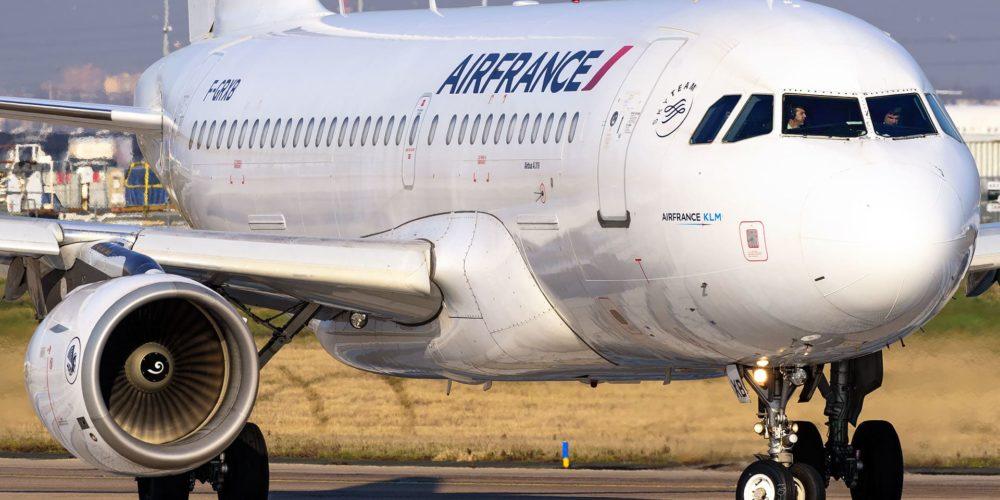 Air France A319 [F-GRXB]