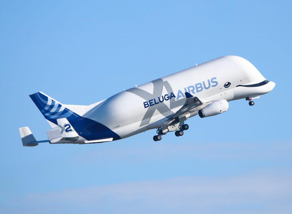 BelugaXL N°2 [F-GXLH] Airbus A330-741L s/n 1853