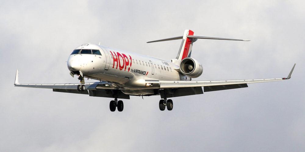 Bombardier CRJ700 Air France HOP