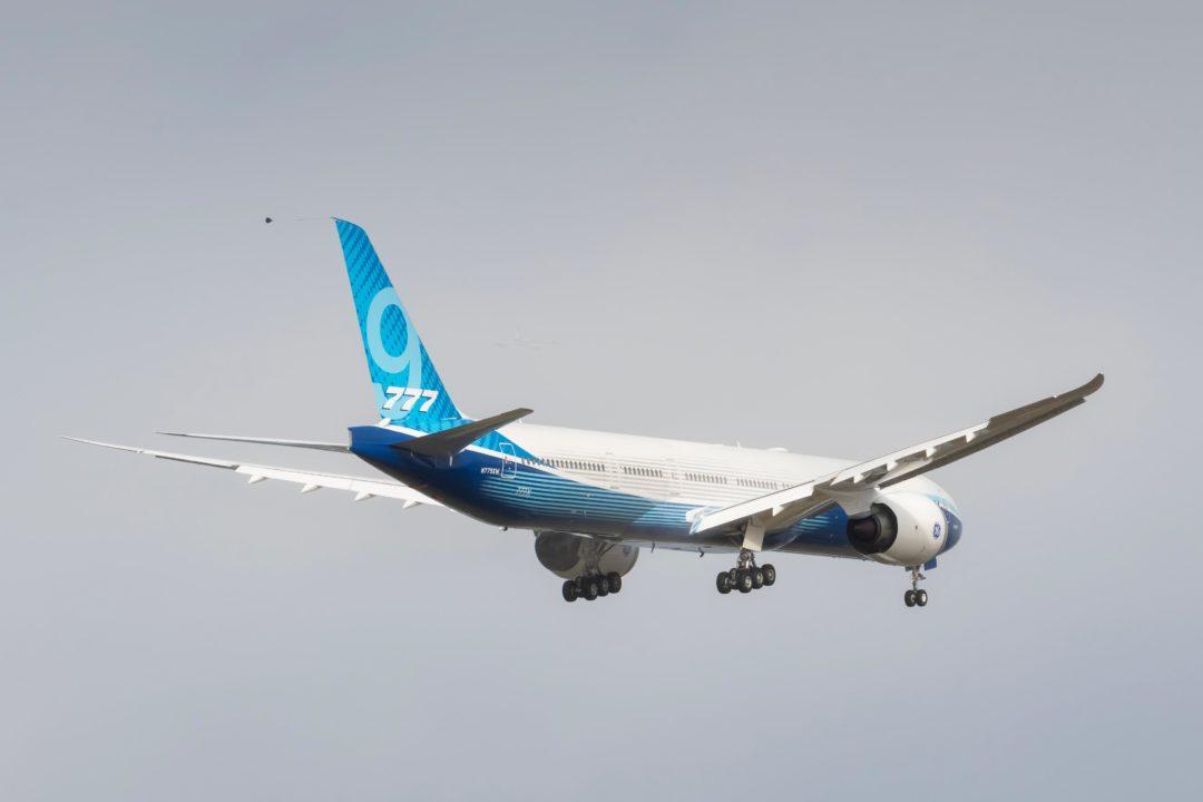 1er Boeing 777-9X