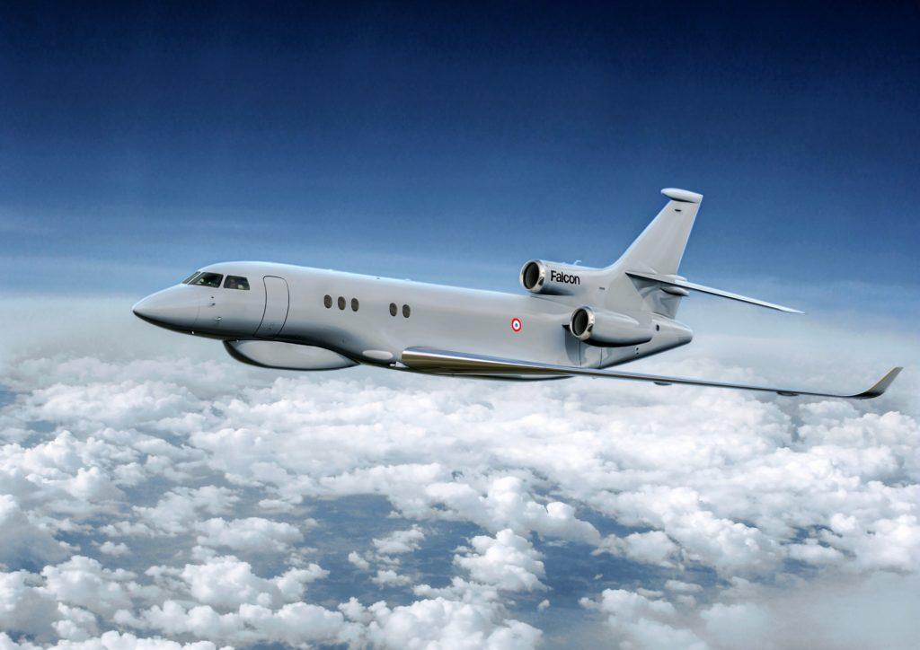 """Falcon 6X """"Epicure """" du programme Archange"""