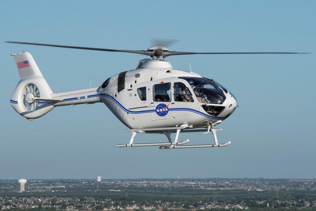 H135 de la NASA