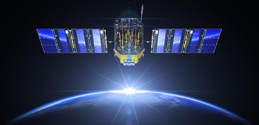 Le satellite EUTELSAT KONNECT
