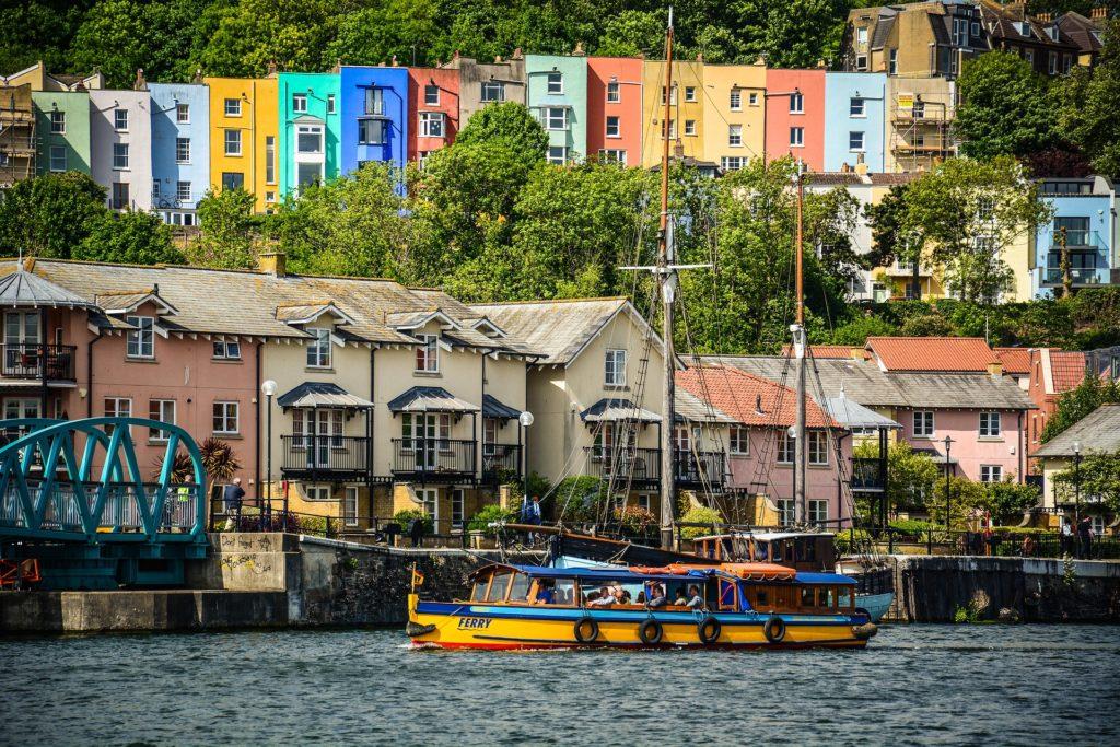 Bristol, au Royaume-Uni