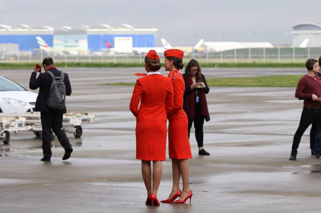 Hôtesses Aeroflot