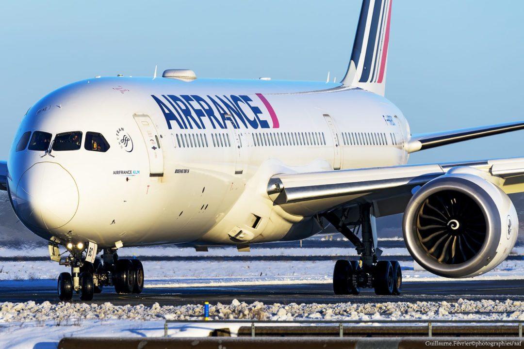 Boeing 787-9 Air France F-HRBC