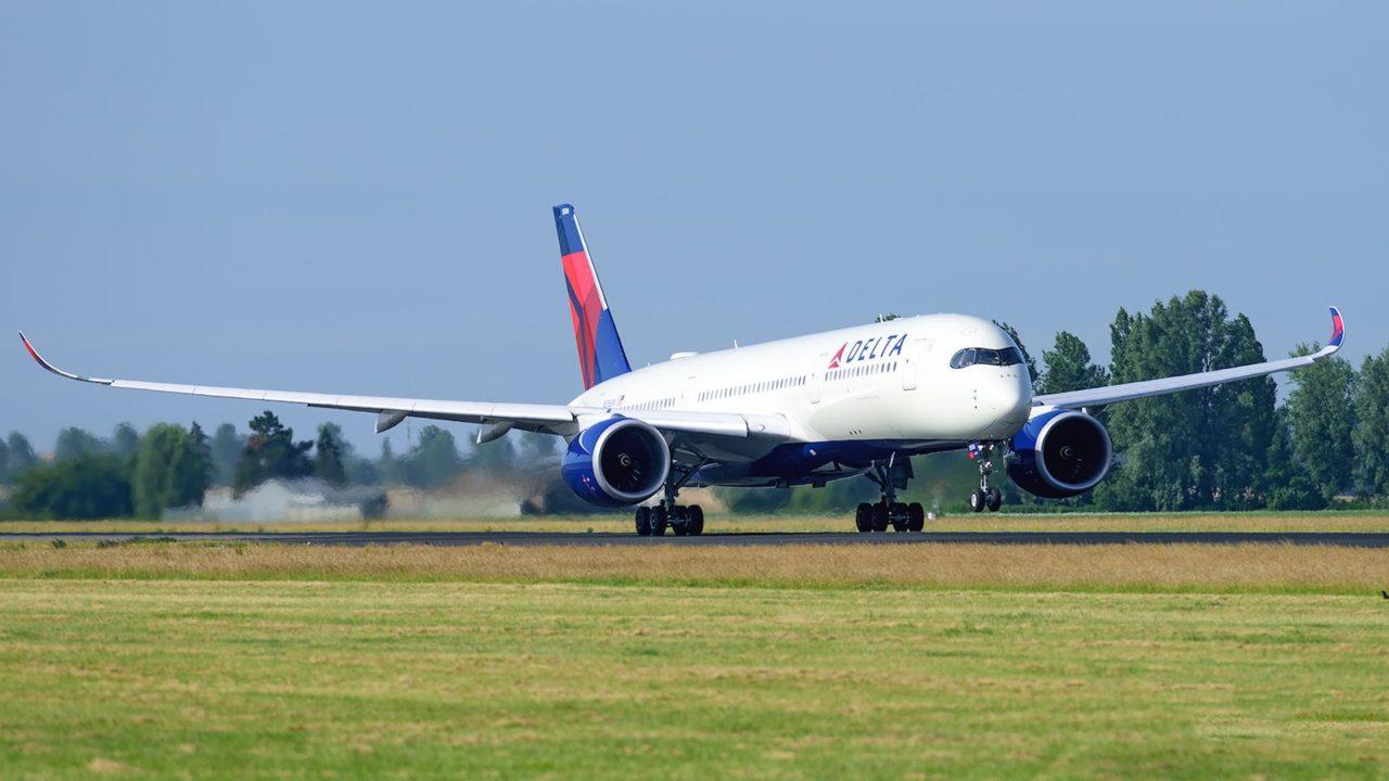 A350-900 Delta