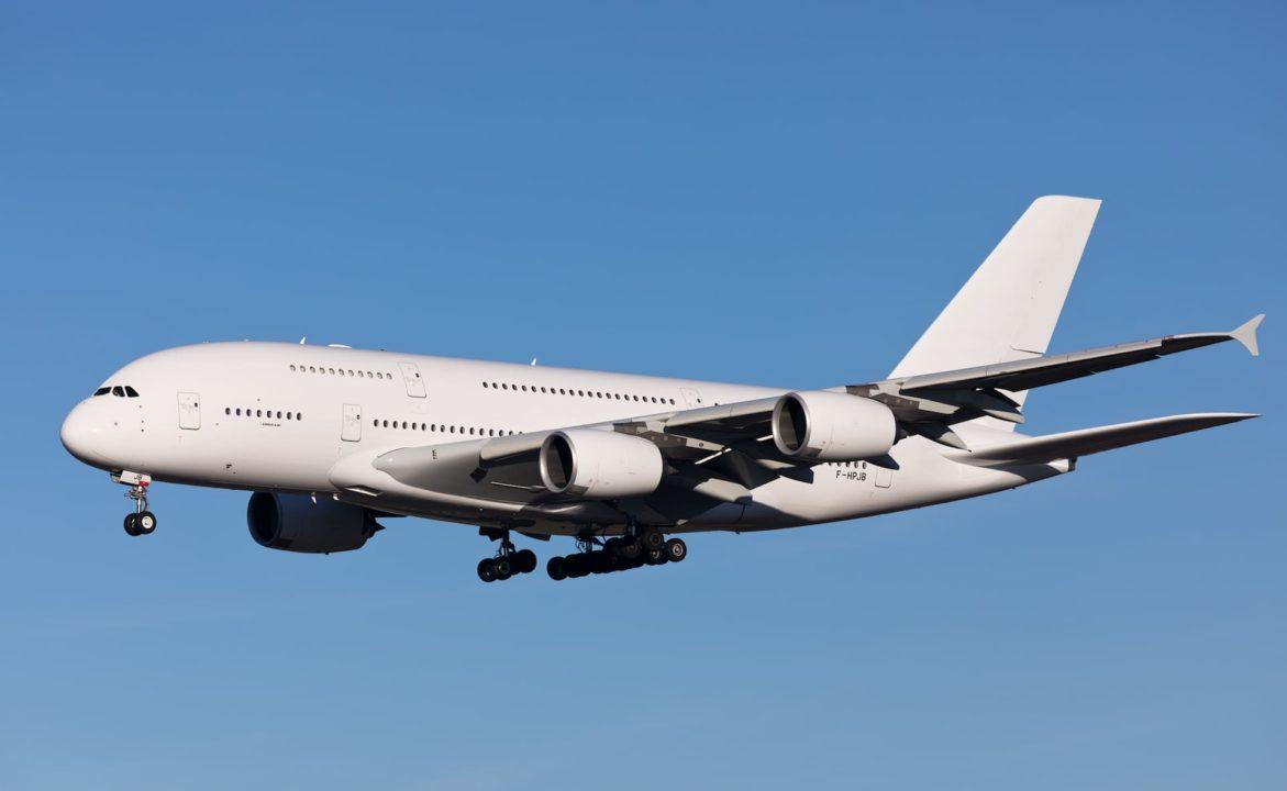 Arrivée à Dresde de l'A380 Air France F-HPJB MSN40