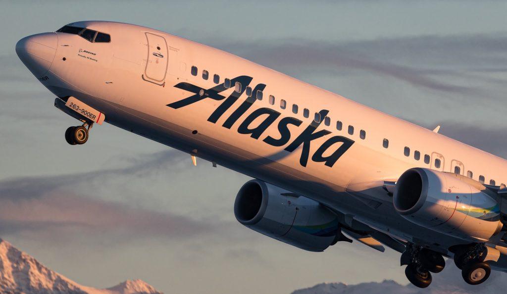 B737 Alaska