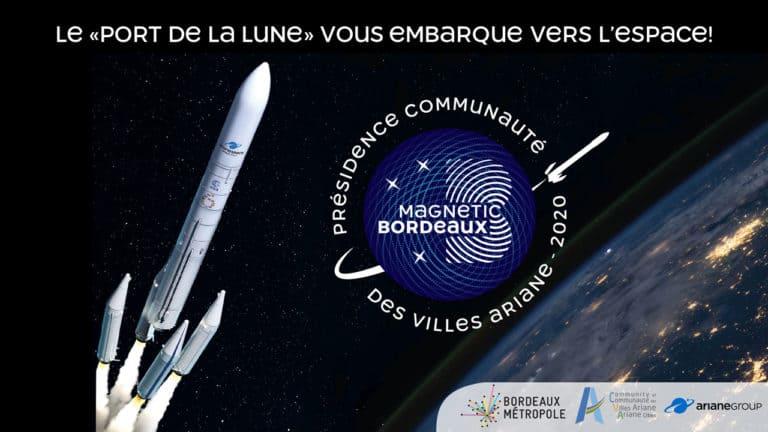 Lancement de la présidence de Communauté des Villes Ariane (CVA) attribuée à Bordeaux Métropole en 2020