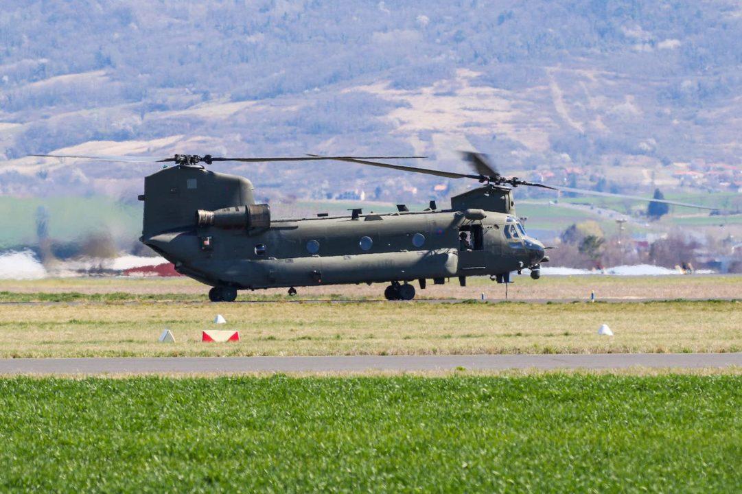 Chinook Royal Air Force