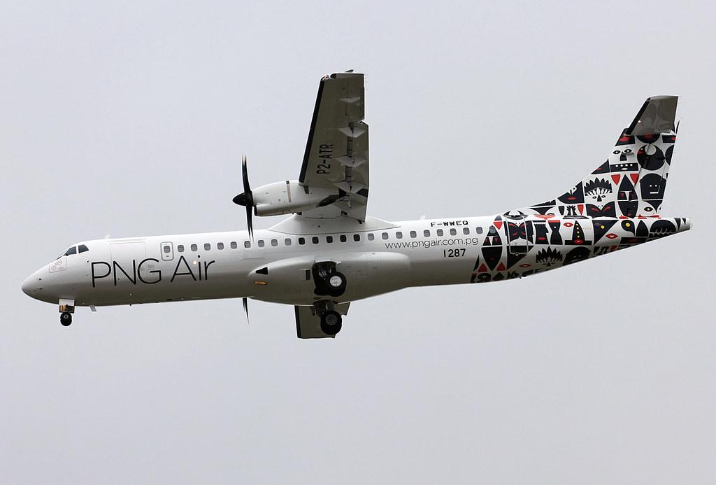 PNG Air ATR 72-600