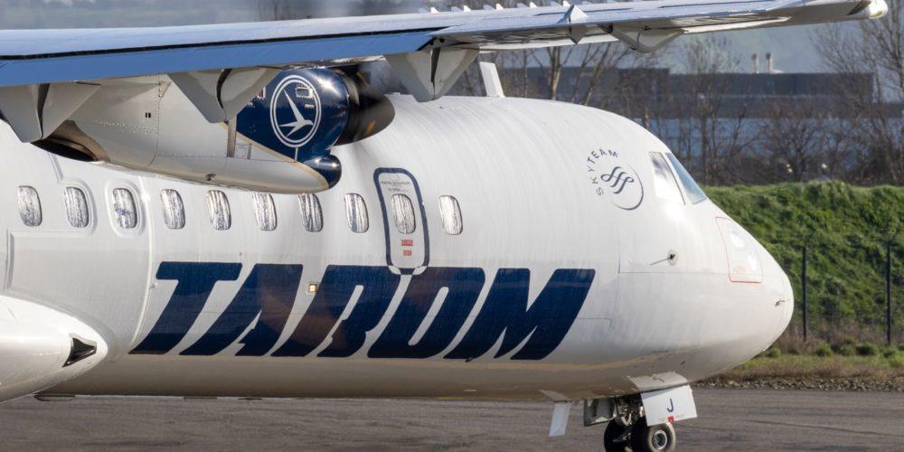 ATR72-600 TAROM [YR-ATJ / MSN 1583 ]