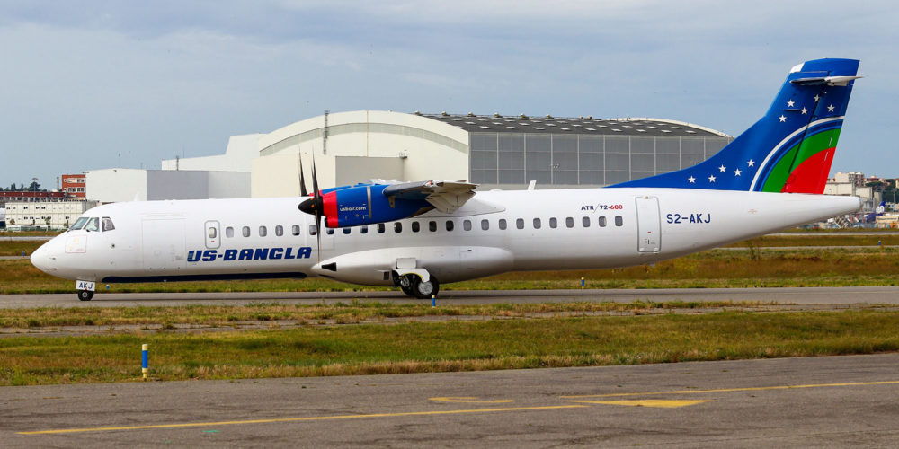 US-Bangla Airlines ATR 72-600