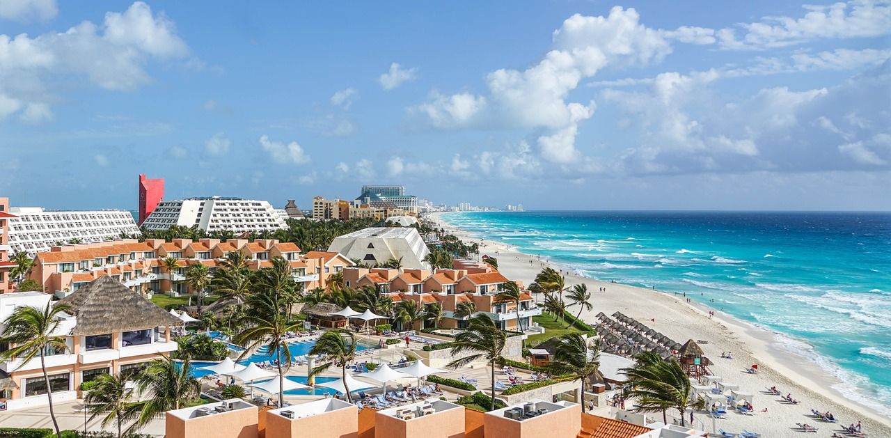 Littoral de Cancún