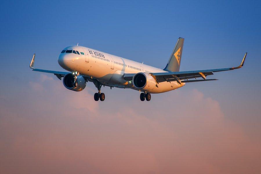 Air Astana A320neo