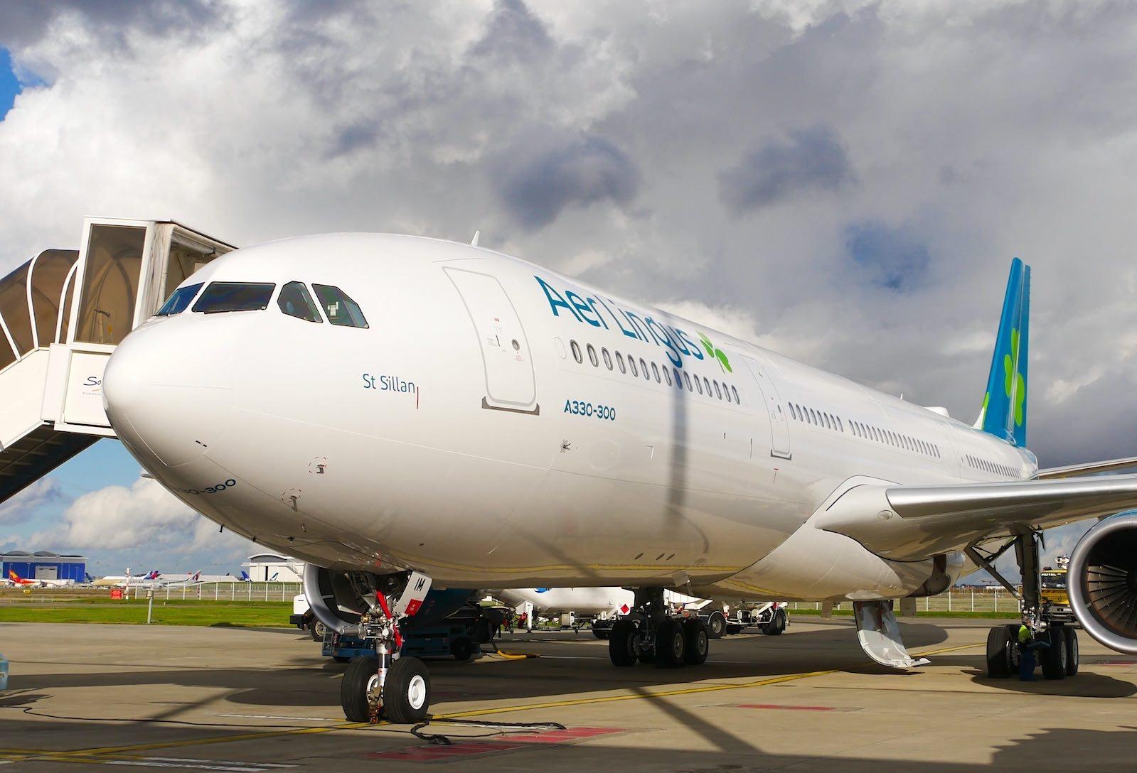 Dernier Airbus A330-300 ceo européen
