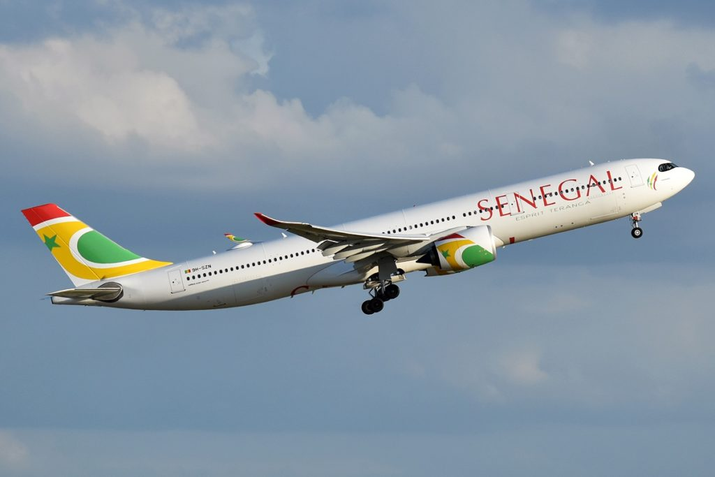 Air Senegal Airbus A330-941 9H-SZN