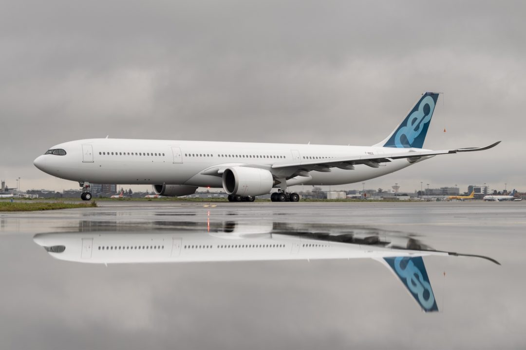 A330Neo (-900) 251t MTOW