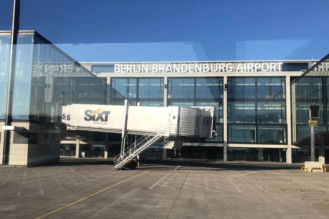 Aéroport de Berlin-Brandebourg (BER)