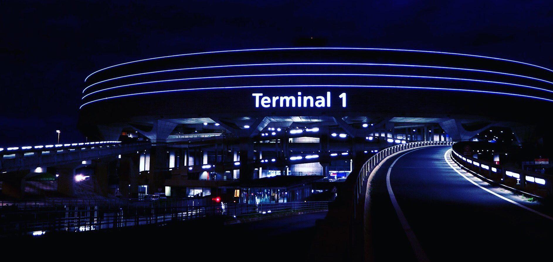 Paris CDG Terminal 1
