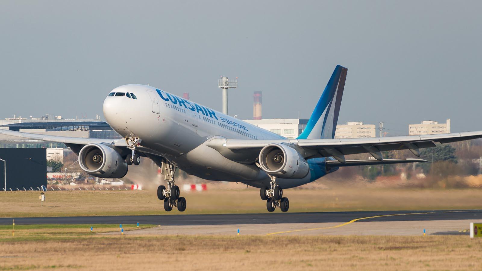 Airbus A330-343 Corsair International