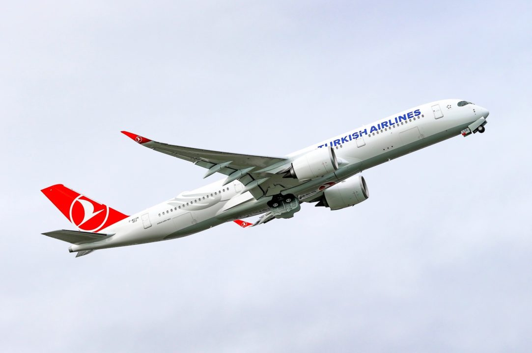 1er A350 Turkish Airlines (cn 403 / F-WZGN / TC-LGA)