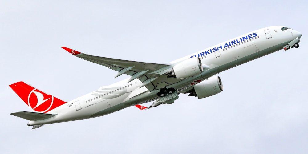 1er A350 Turkish Airlines (cn 403 / F-WZGN / TC-LGA)